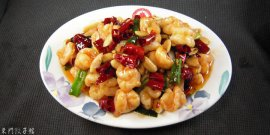 炒菜類 Stir-Fried Dishes